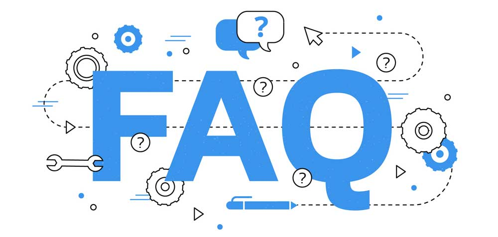 Read FAQ social media lower thirds